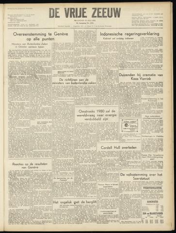 de Vrije Zeeuw 1955-07-25