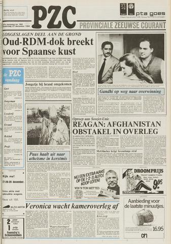 Provinciale Zeeuwse Courant 1984-12-27