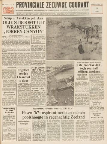Provinciale Zeeuwse Courant 1967-03-28