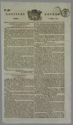 Goessche Courant 1833-03-15