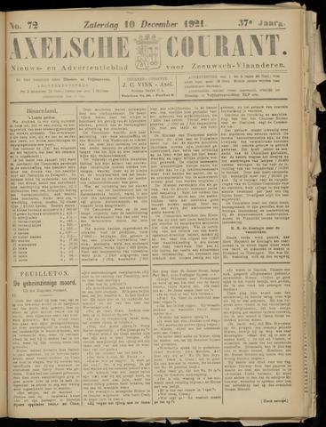 Axelsche Courant 1921-12-10