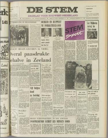 de Stem 1973-04-24