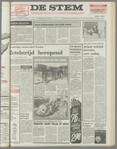 de Stem 1977-09-20