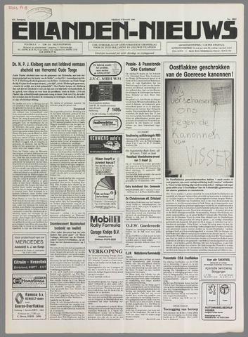 Eilanden-nieuws. Christelijk streekblad op gereformeerde grondslag 1990-03-09