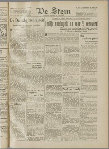 de Stem 1945-04-26
