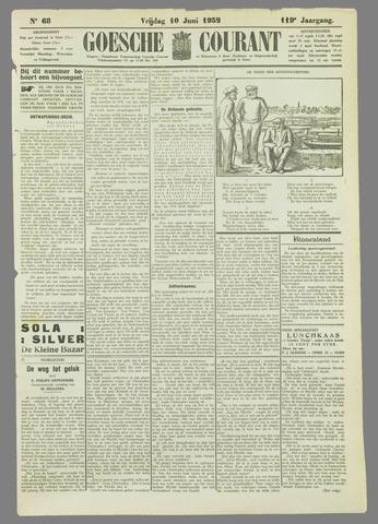 Goessche Courant 1932-06-10