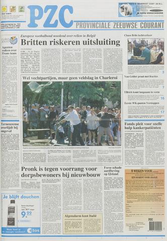 Provinciale Zeeuwse Courant 2000-06-19