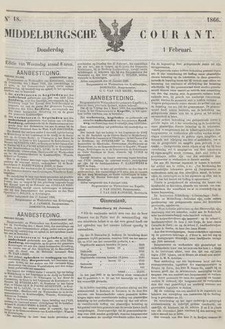 Middelburgsche Courant 1866-02-01