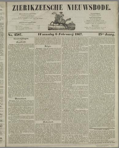 Zierikzeesche Nieuwsbode 1867-02-06