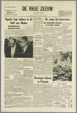 de Vrije Zeeuw 1967-05-25