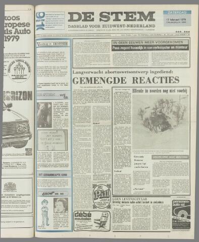 de Stem 1979-02-17