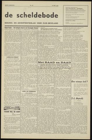 Scheldebode 1970-05-22