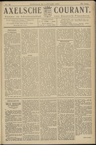 Axelsche Courant 1935-01-22