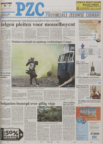 Provinciale Zeeuwse Courant 2006-07-26