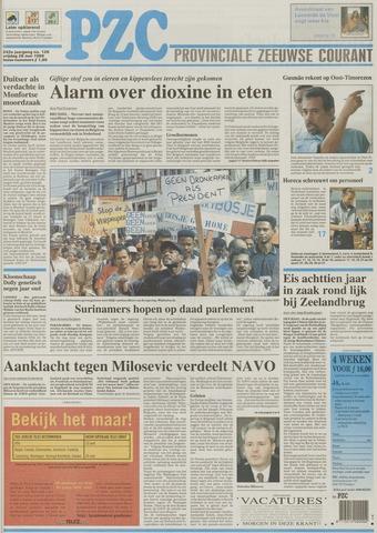 Provinciale Zeeuwse Courant 1999-05-28
