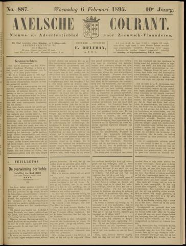 Axelsche Courant 1895-02-06