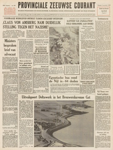 Provinciale Zeeuwse Courant 1965-11-02