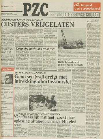 Provinciale Zeeuwse Courant 1976-09-23