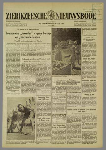Zierikzeesche Nieuwsbode 1960-08-23