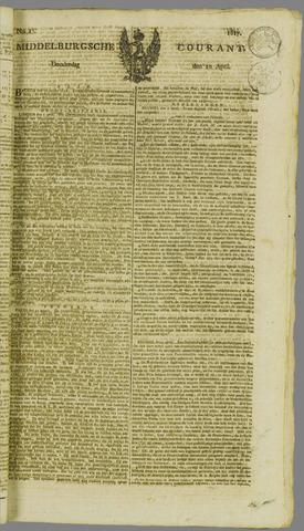 Middelburgsche Courant 1817-04-10