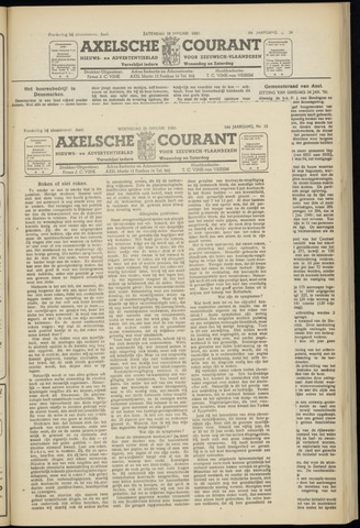 Axelsche Courant 1950-01-25