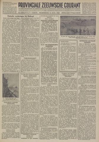 Provinciale Zeeuwse Courant 1942-08-12
