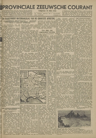 Provinciale Zeeuwse Courant 1944-05-19