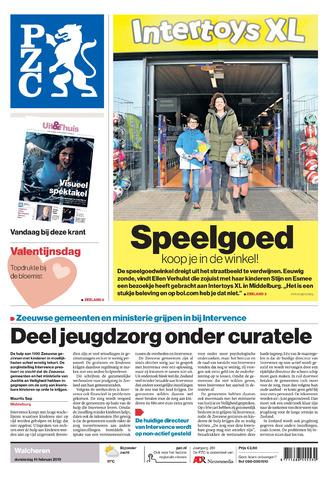 Provinciale Zeeuwse Courant 2019-02-14
