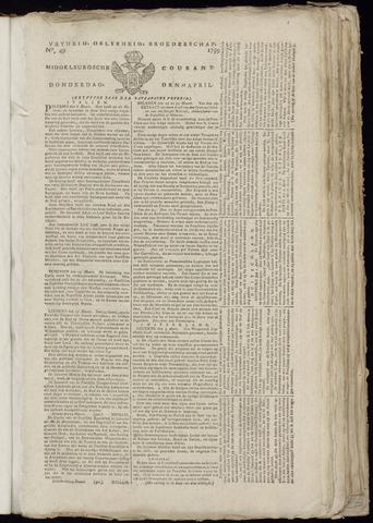 Middelburgsche Courant 1799-04-18