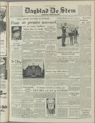 de Stem 1952-03-07