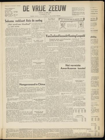 de Vrije Zeeuw 1950-04-14