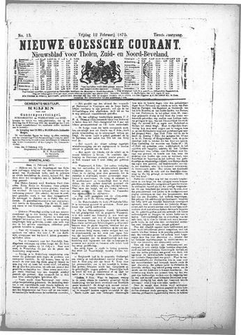 Nieuwe Goessche Courant 1875-02-12