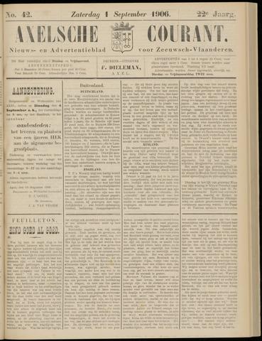 Axelsche Courant 1906-09-01
