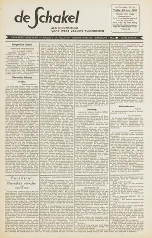 De Schakel 1957-11-22