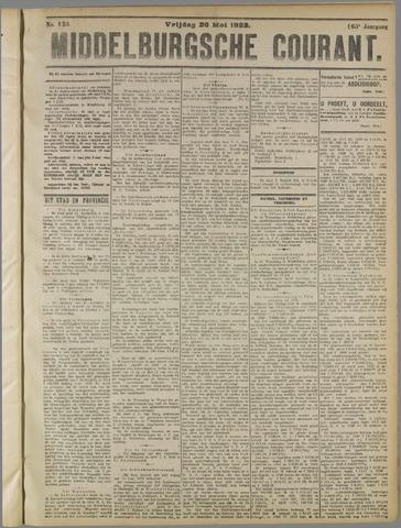 Middelburgsche Courant 1922-05-26