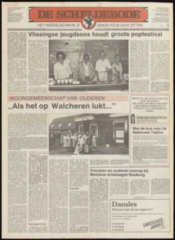 Scheldebode 1986-08-14