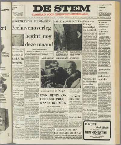 de Stem 1968-12-02