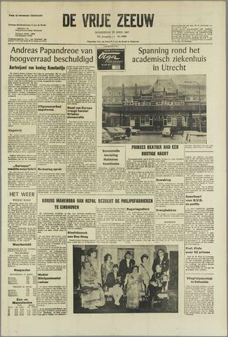 de Vrije Zeeuw 1967-04-27