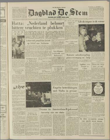 de Stem 1957-12-30