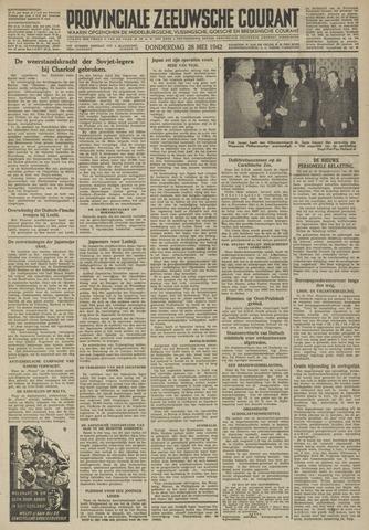 Provinciale Zeeuwse Courant 1942-05-28