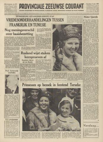 Provinciale Zeeuwse Courant 1961-09-09