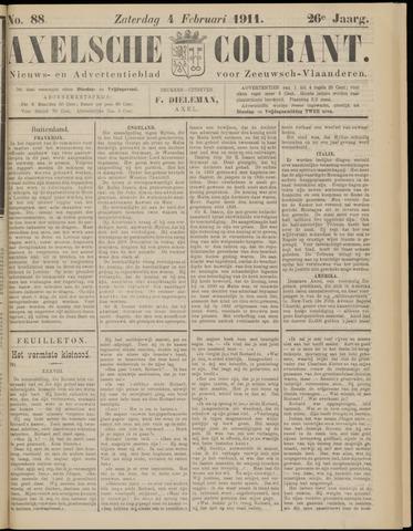 Axelsche Courant 1911-02-04