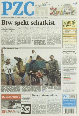 Provinciale Zeeuwse Courant 2008-07-10