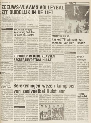 61503b3dbfe Provinciale Zeeuwse Courant | 3 april 1979 | pagina 23 - Krantenbank Zeeland