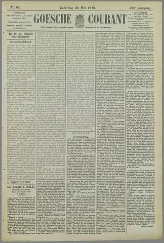 Goessche Courant 1919-05-24