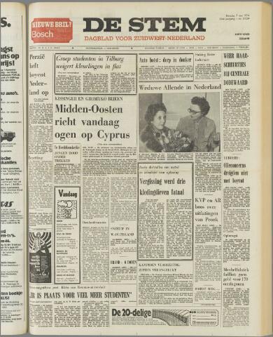 de Stem 1974-05-07