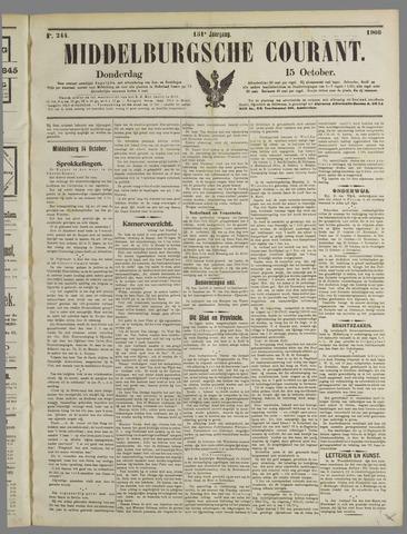 Middelburgsche Courant 1908-10-15
