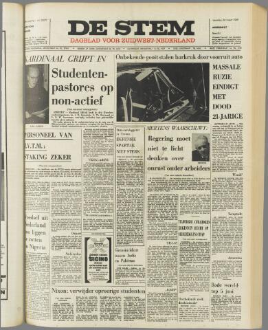 de Stem 1969-03-24