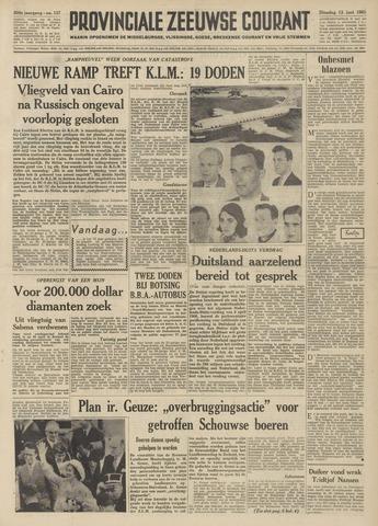 Provinciale Zeeuwse Courant 1961-06-13