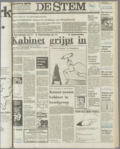 de Stem 1980-11-13